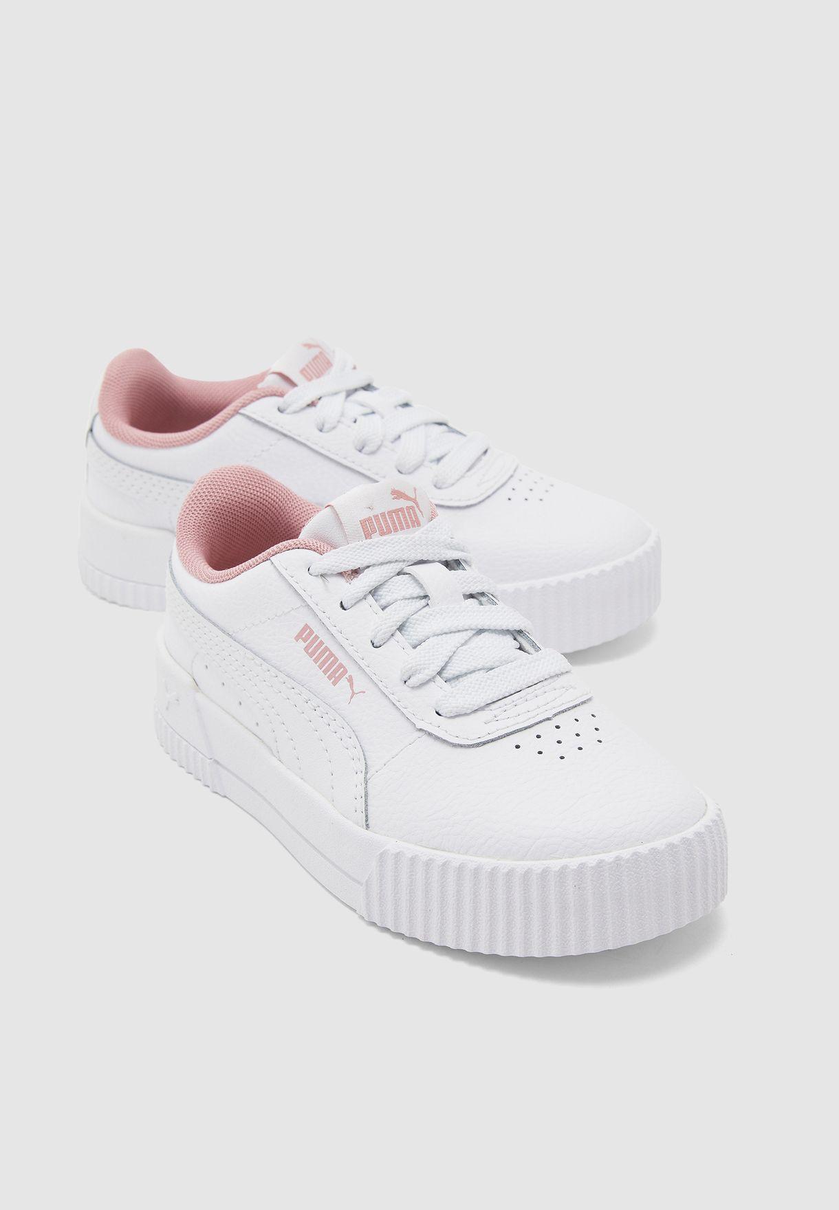 Buy PUMA white Kids Carina L for Kids