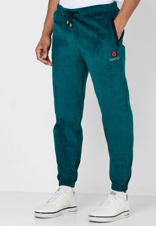 Engineering Corduroy Track Pants