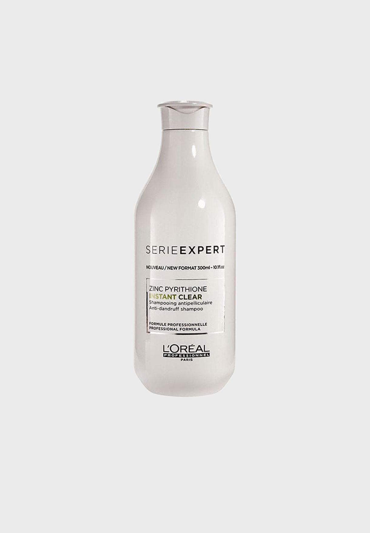 Instant Clear Shampoo For Dandruff Prone Hair 300m