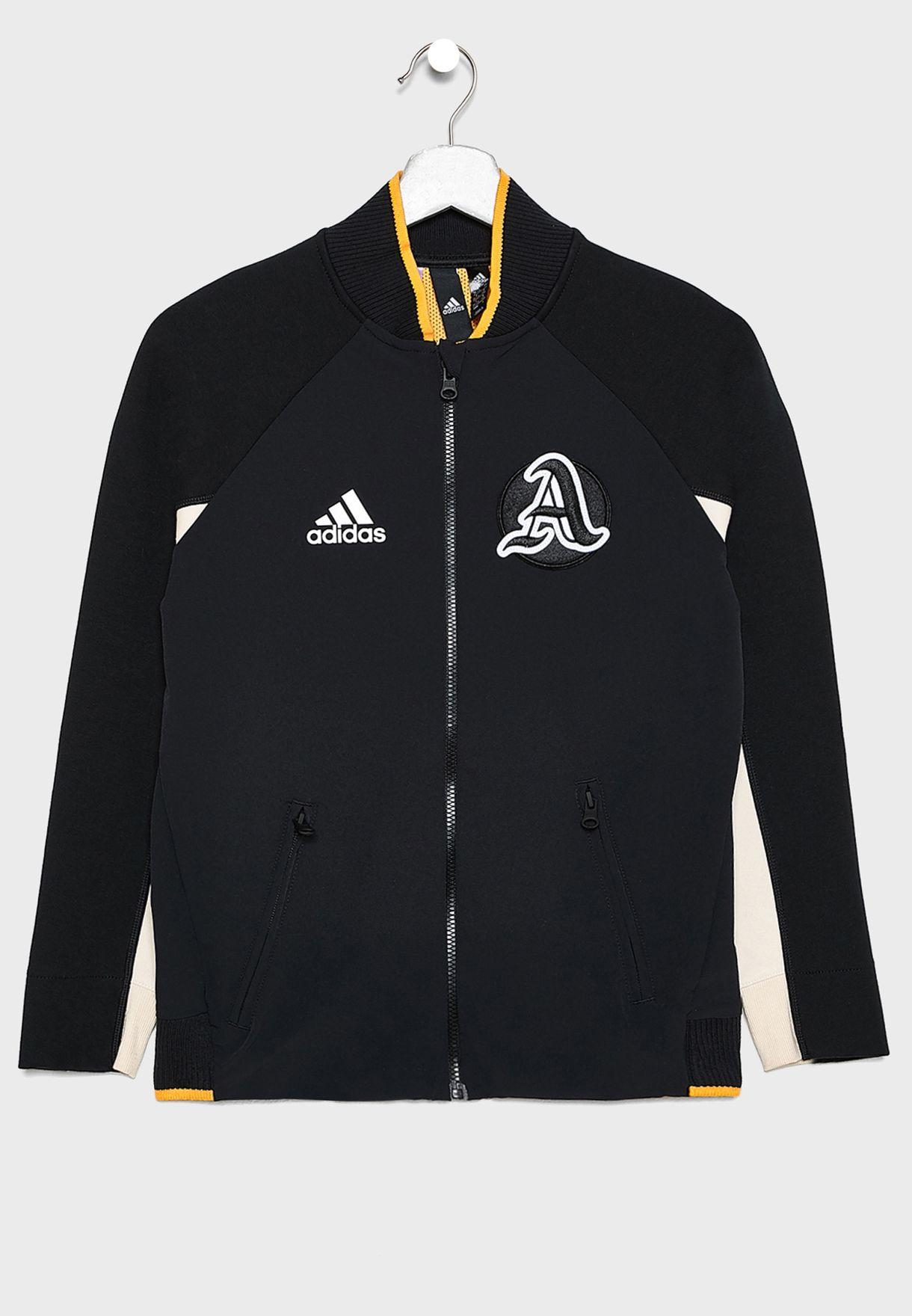 Youth ID Varsity Jacket