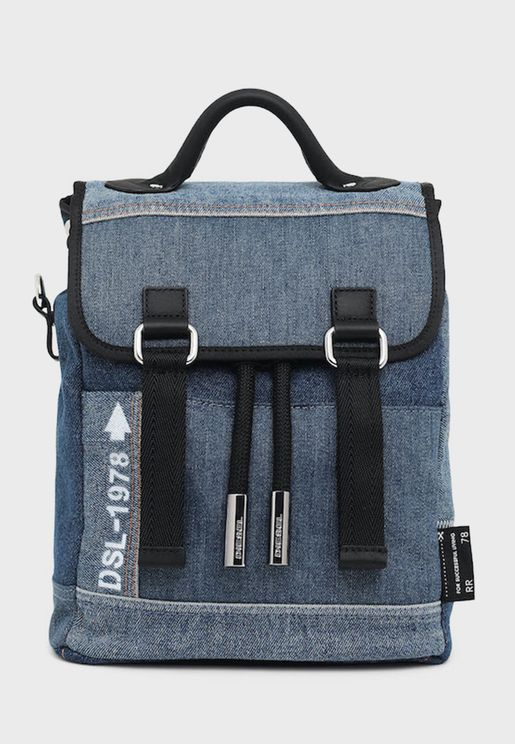 Denipack Flap Backpack