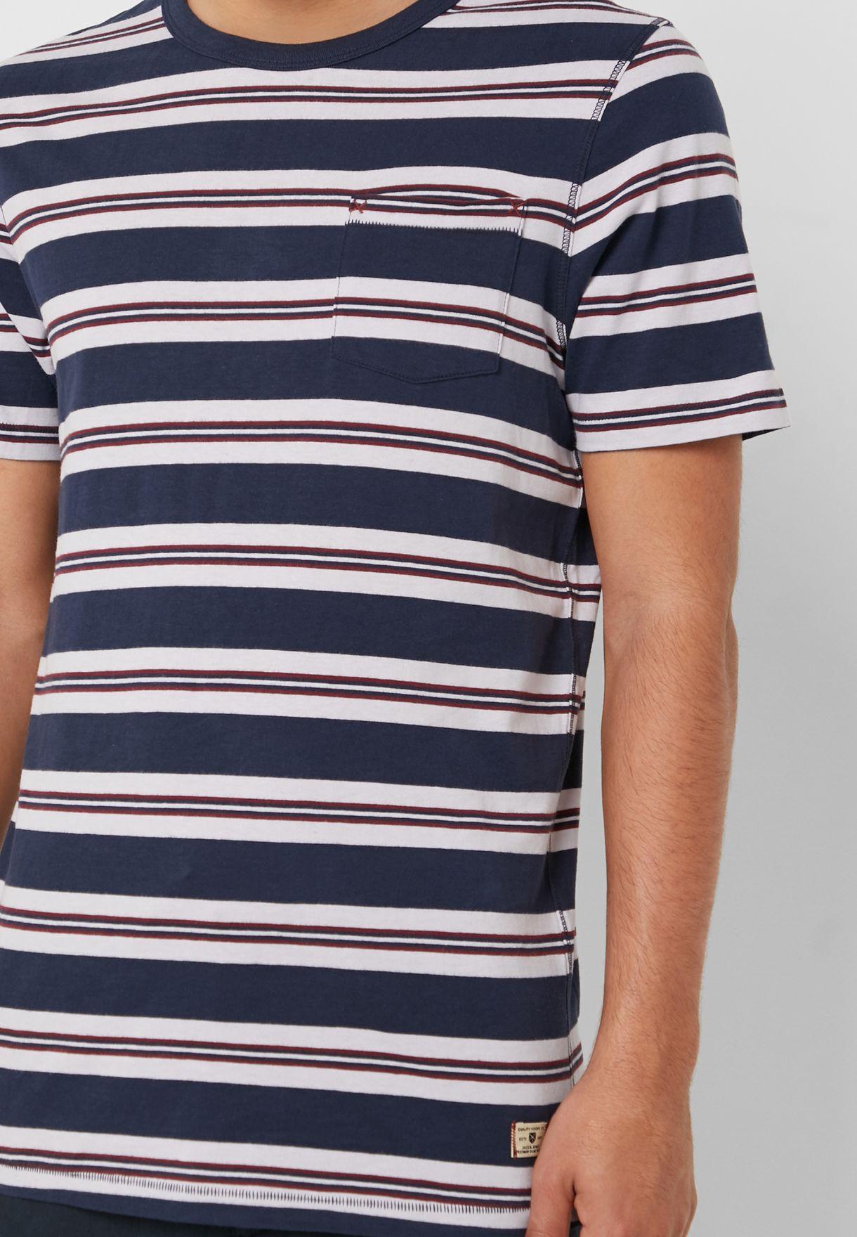 Clyde Crew Neck T-Shirt