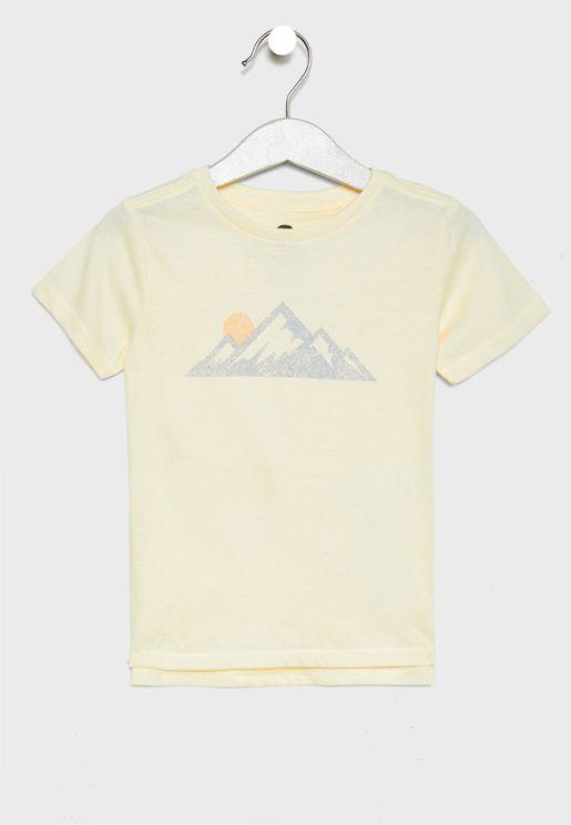 Kids Take A Hike T-Shirt