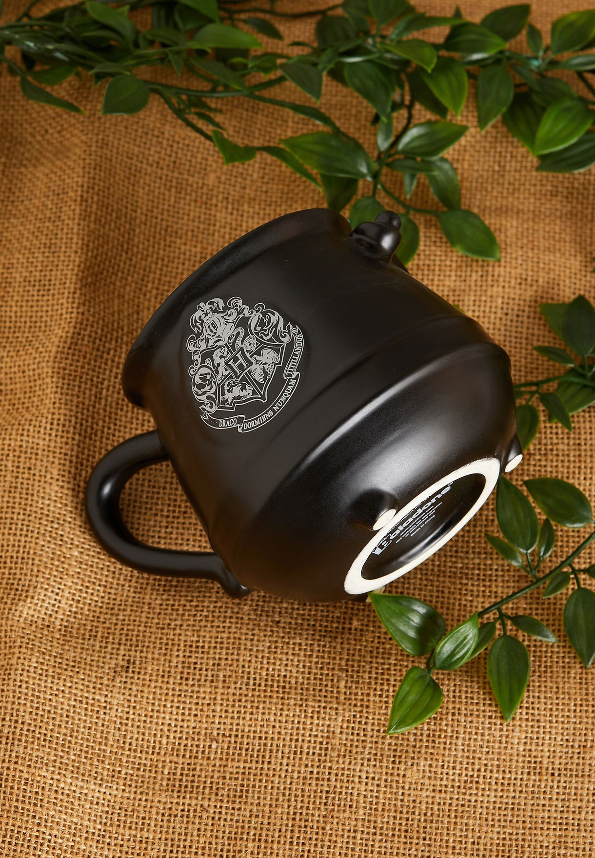Harry Potter Cauldron Ceramic Mug