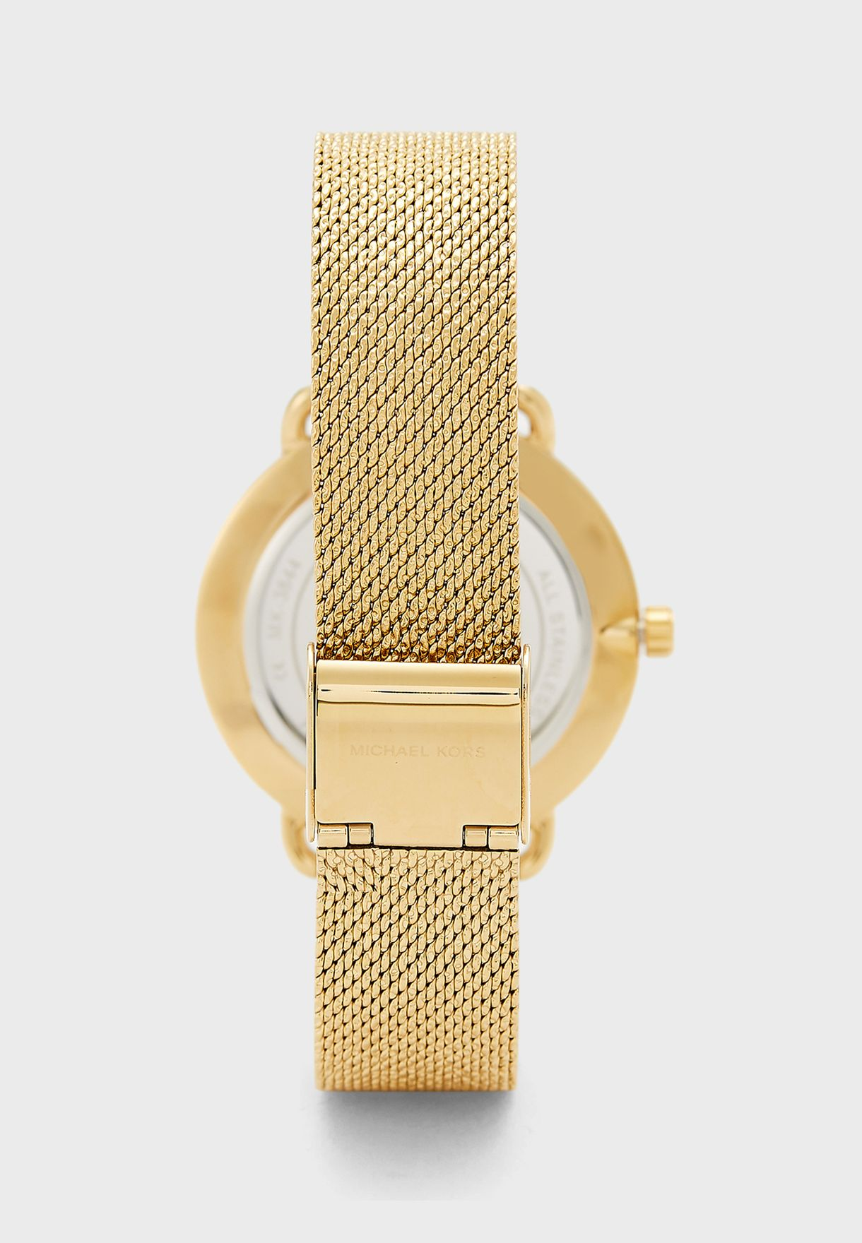Porita Mesh Strap Analog Watch