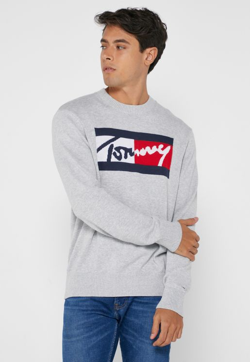 Essential Logo Sweater