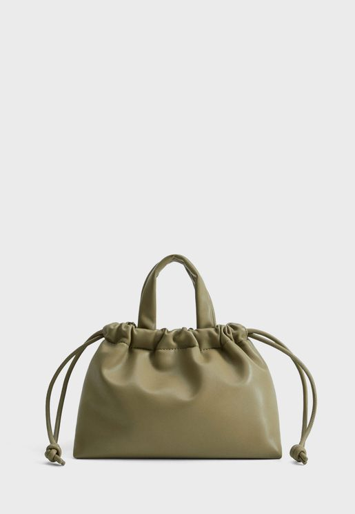 Nordic Pleated Volume Hobo
