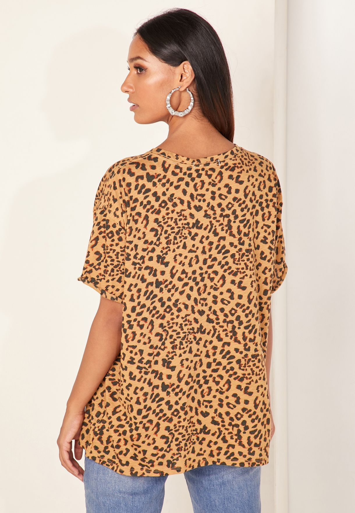 Clarity Animal Print T-Shirt