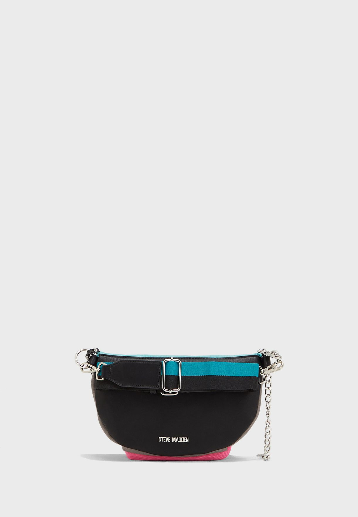 Bsummit Front Zip Crossbody