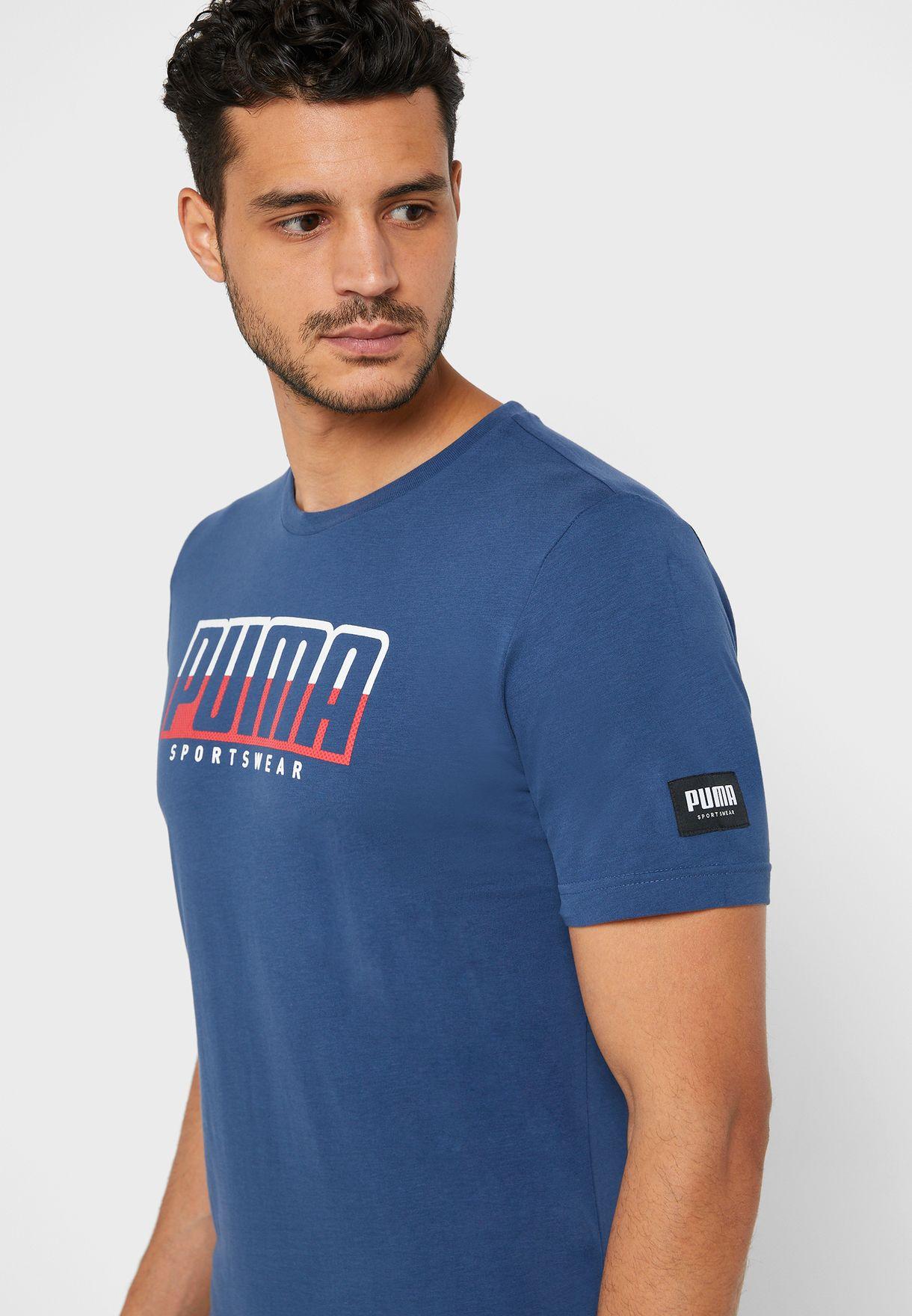Athletics Big Logo T-Shirt