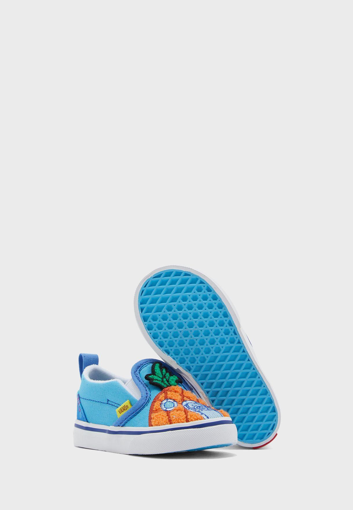 Infant SpongeBob Slip Ons
