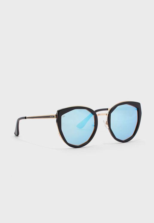 The Artist Geometric Sunglasses