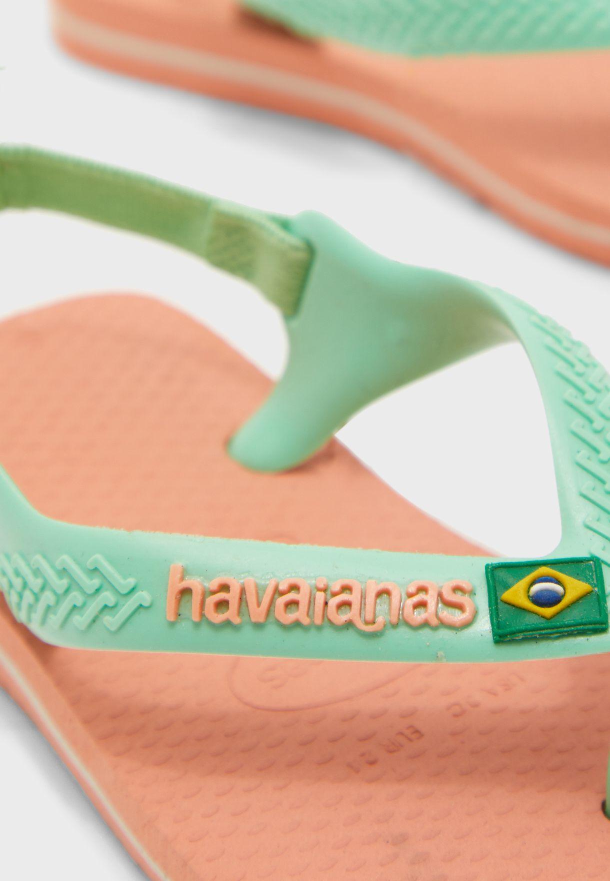 Infant Brasil Logo Slyde