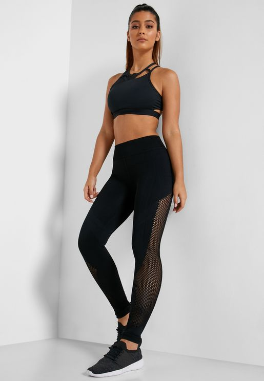 Rivalry Mesh Leggings