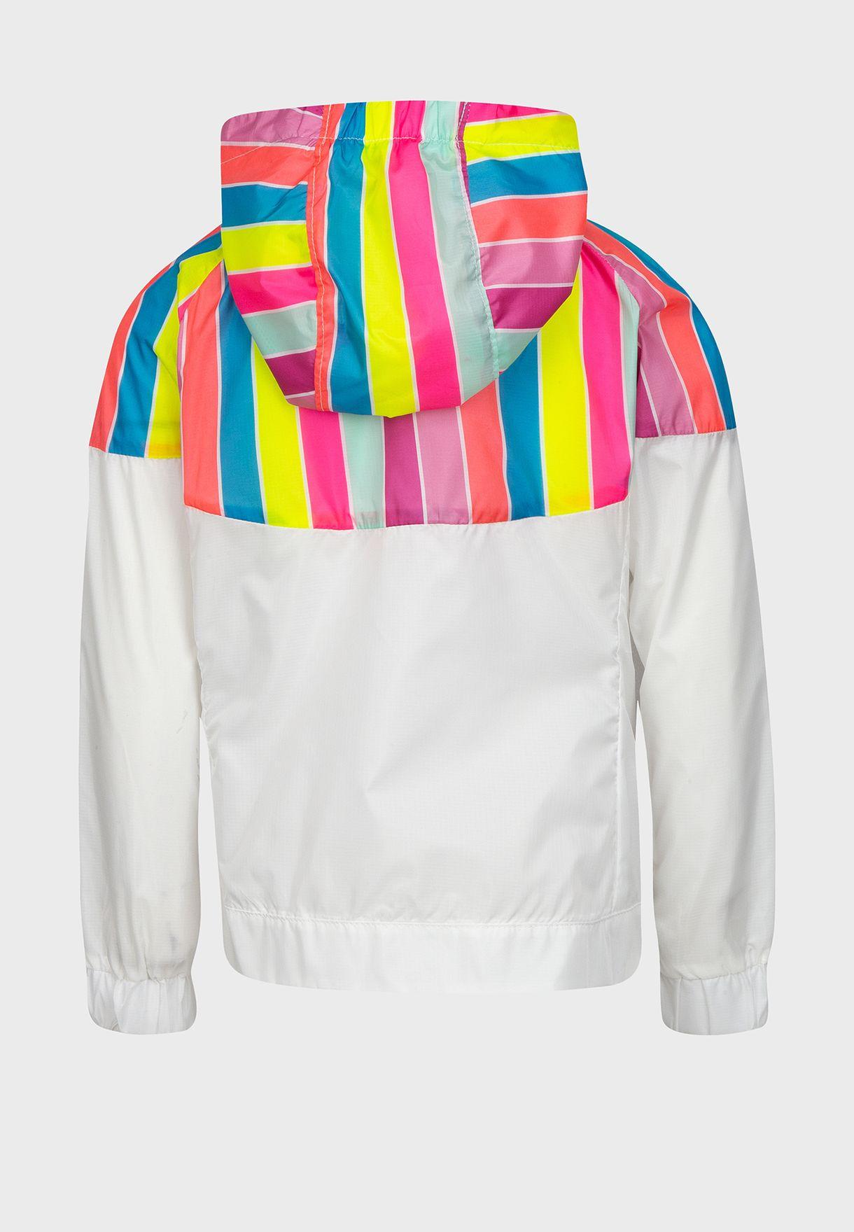 Kids NSW Windrunner Jacket