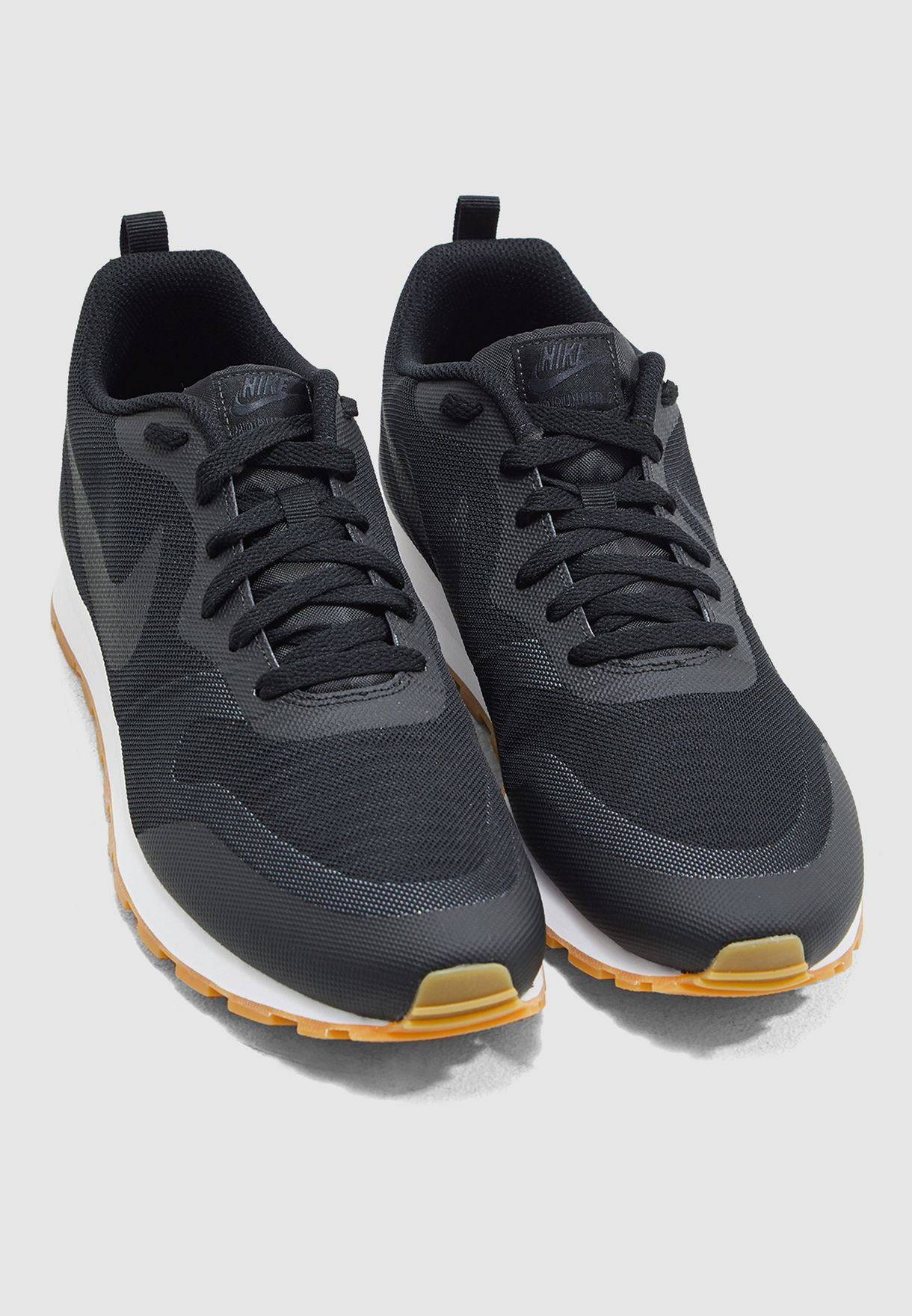 Shop Nike Black Md Runner 2 19 Ao0265 001 For Men In Saudi