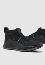 new style 4d941 60174 Shop adidas black Dame 5 BB9316 for Men in UAE - 14448SH38NT
