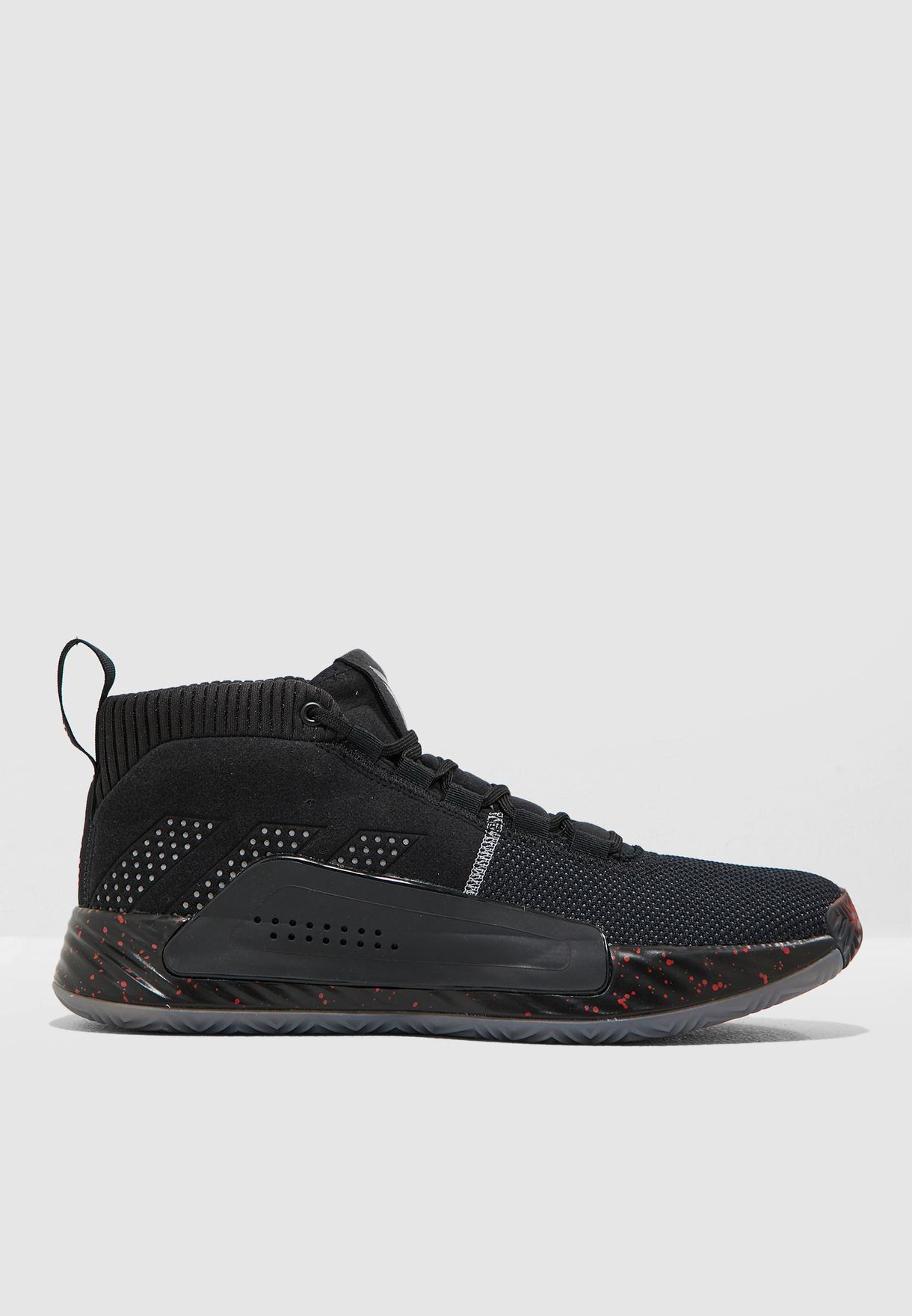 new style a9aaa 58798 Shop adidas black Dame 5 BB9316 for Men in UAE - 14448SH38NTP