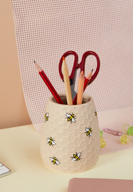 Bees Pen Holder