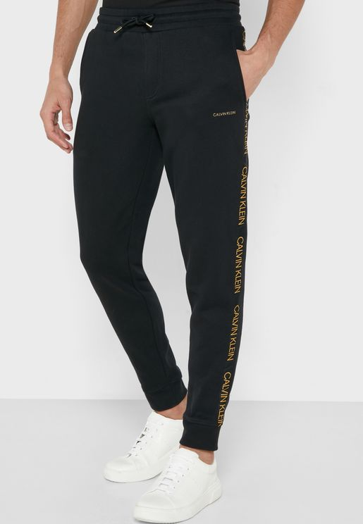 Logo Printed Sweatpants