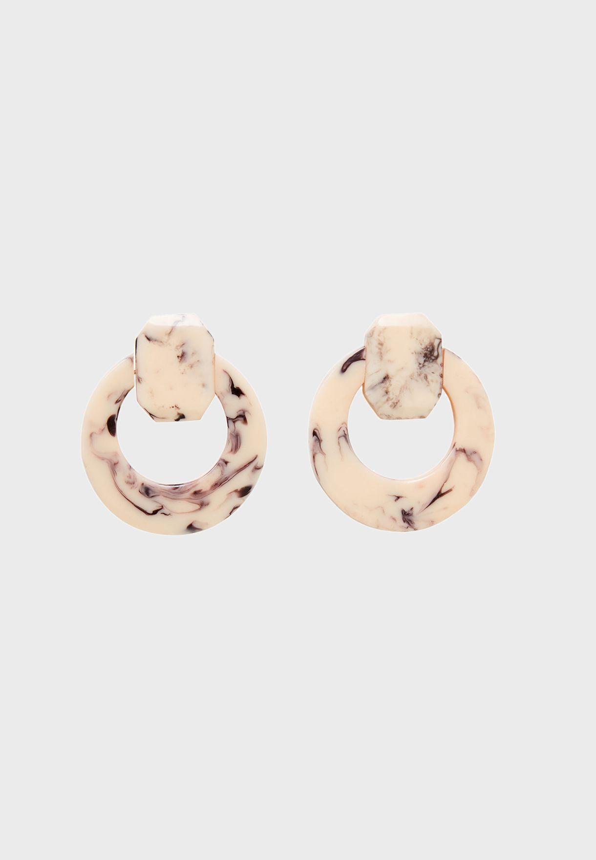 Auckland Hoop Earrings