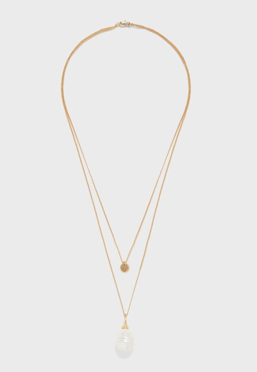 Illy Layered Necklace