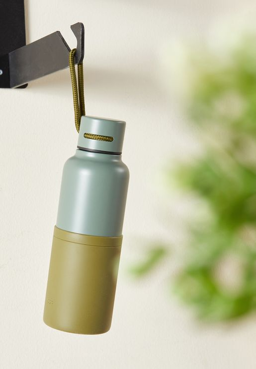 Eucalypt And Oil Skin The Loop Drink Bottle