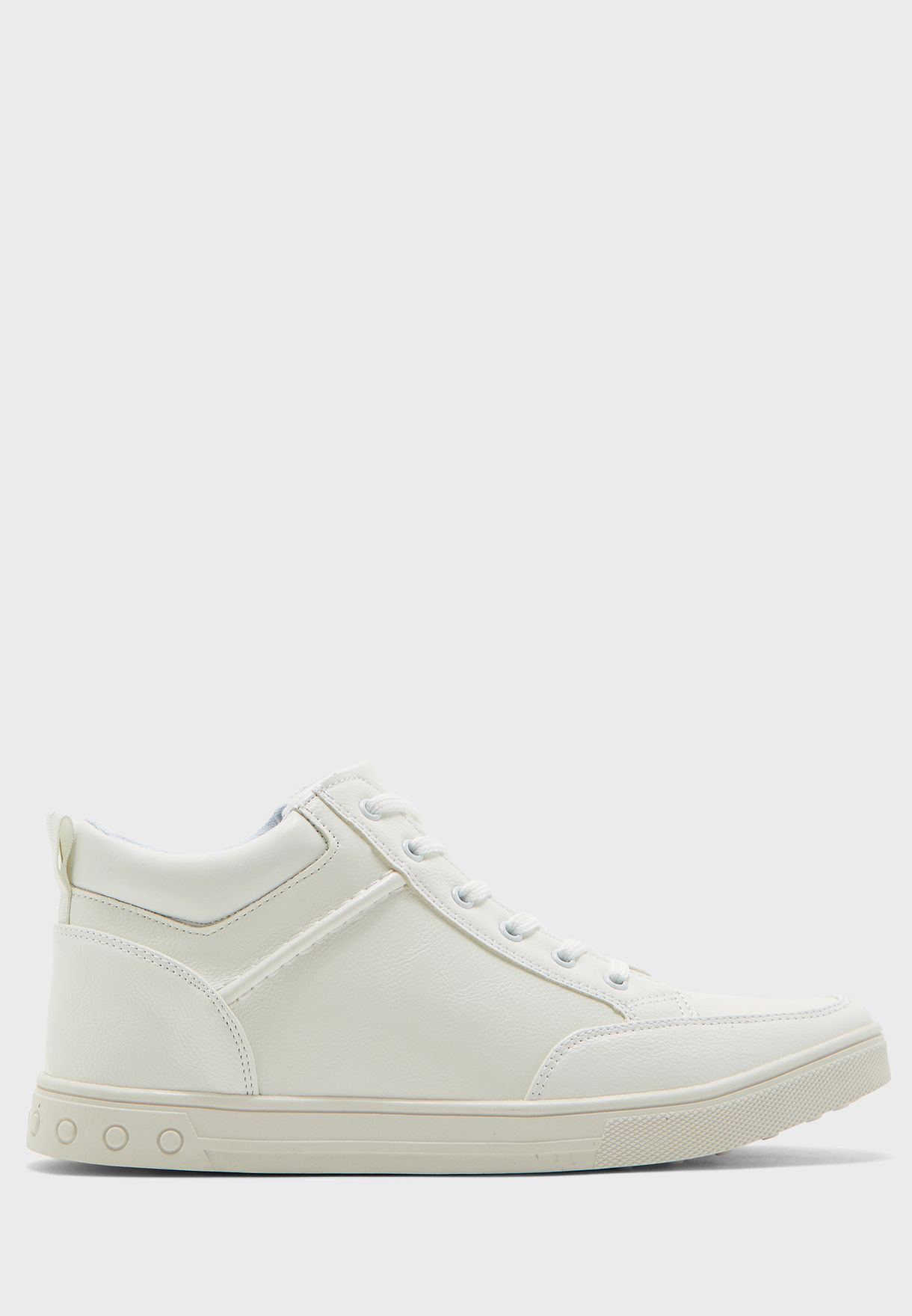 High Top Casual Sneakers