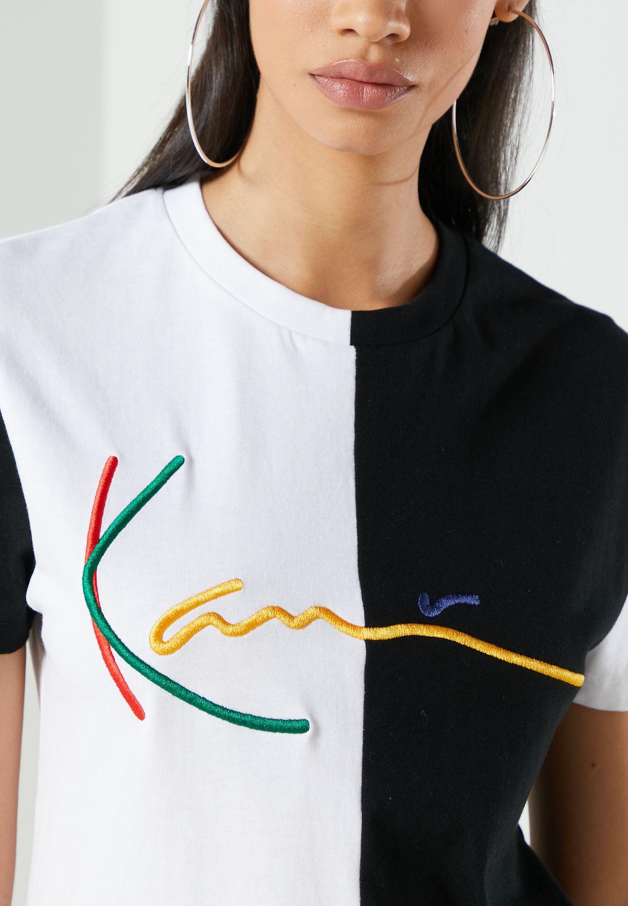 Signature Color Block T-Shirt