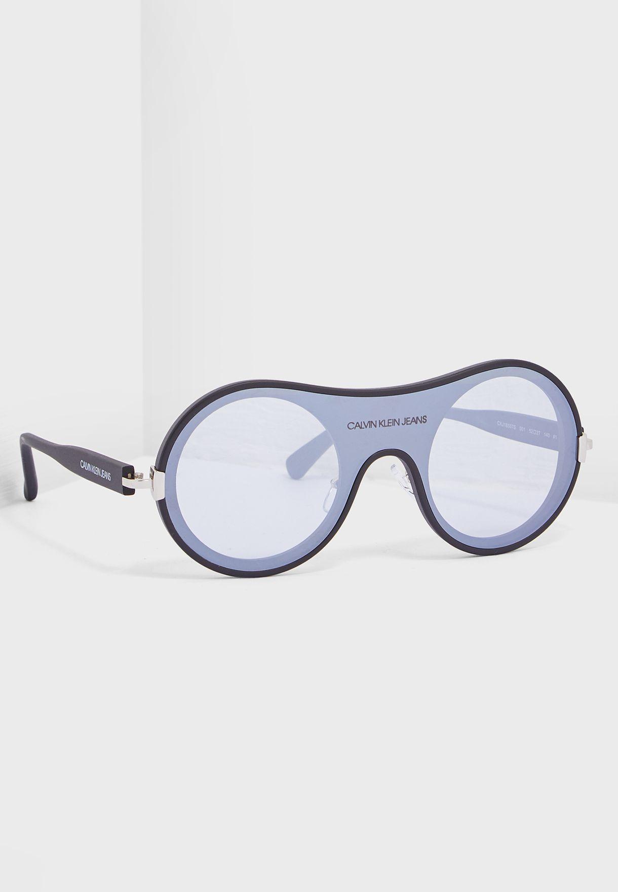 نظارة شمسية شيلد دائرية