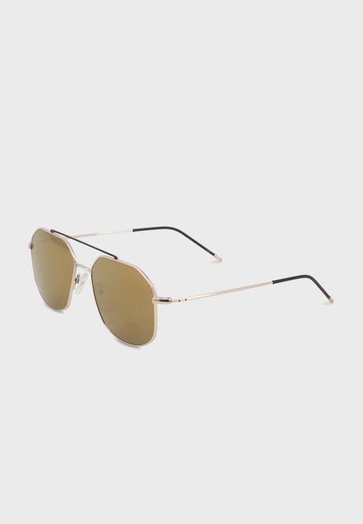 Brow Bar Full Frame Sunglasses