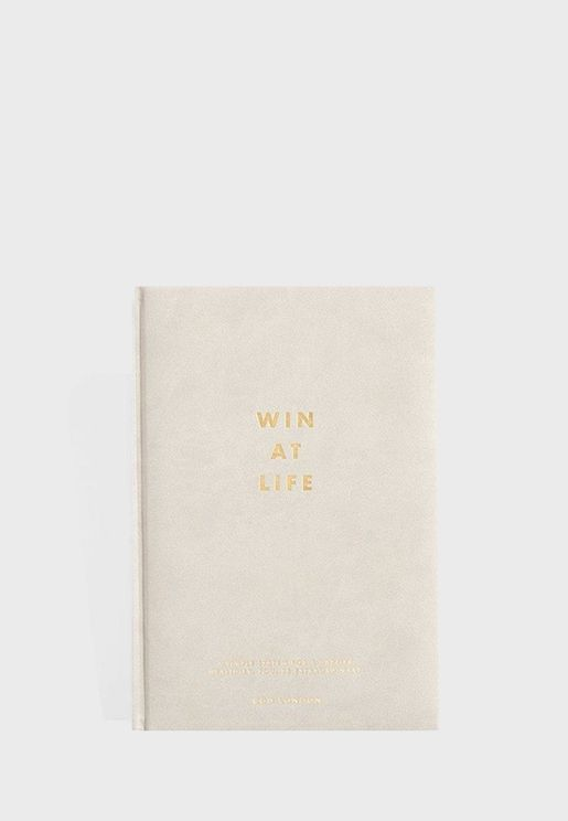 Win At Life Notebook