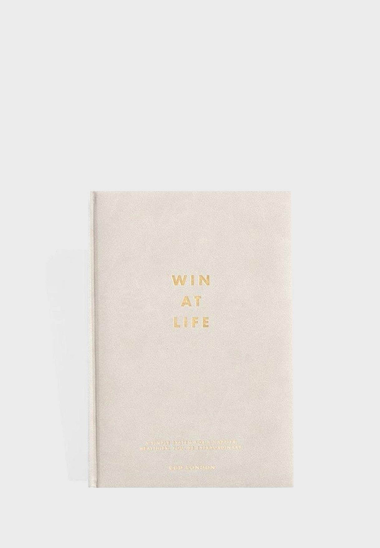 Win At Life Notebook