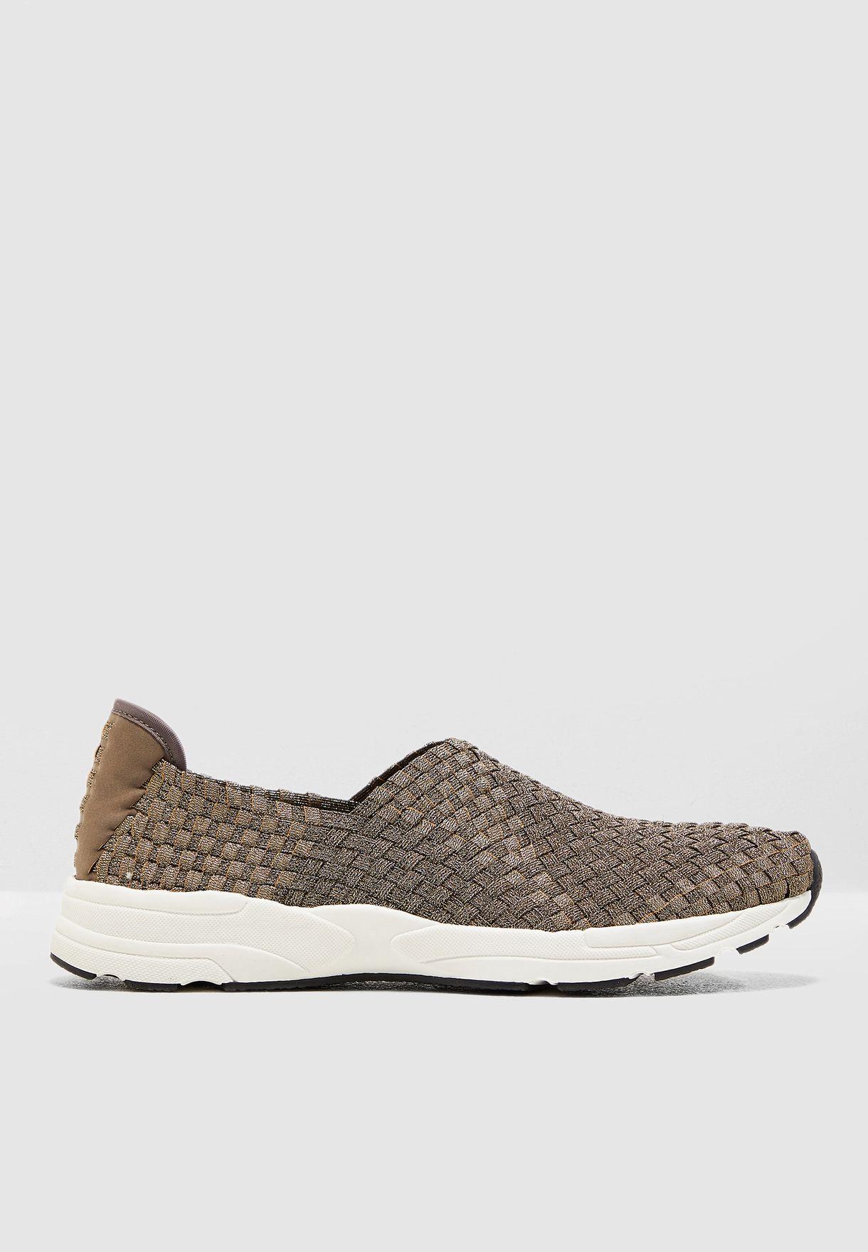 Steve Madden Jane Slip On - Taupe Brand Shoes