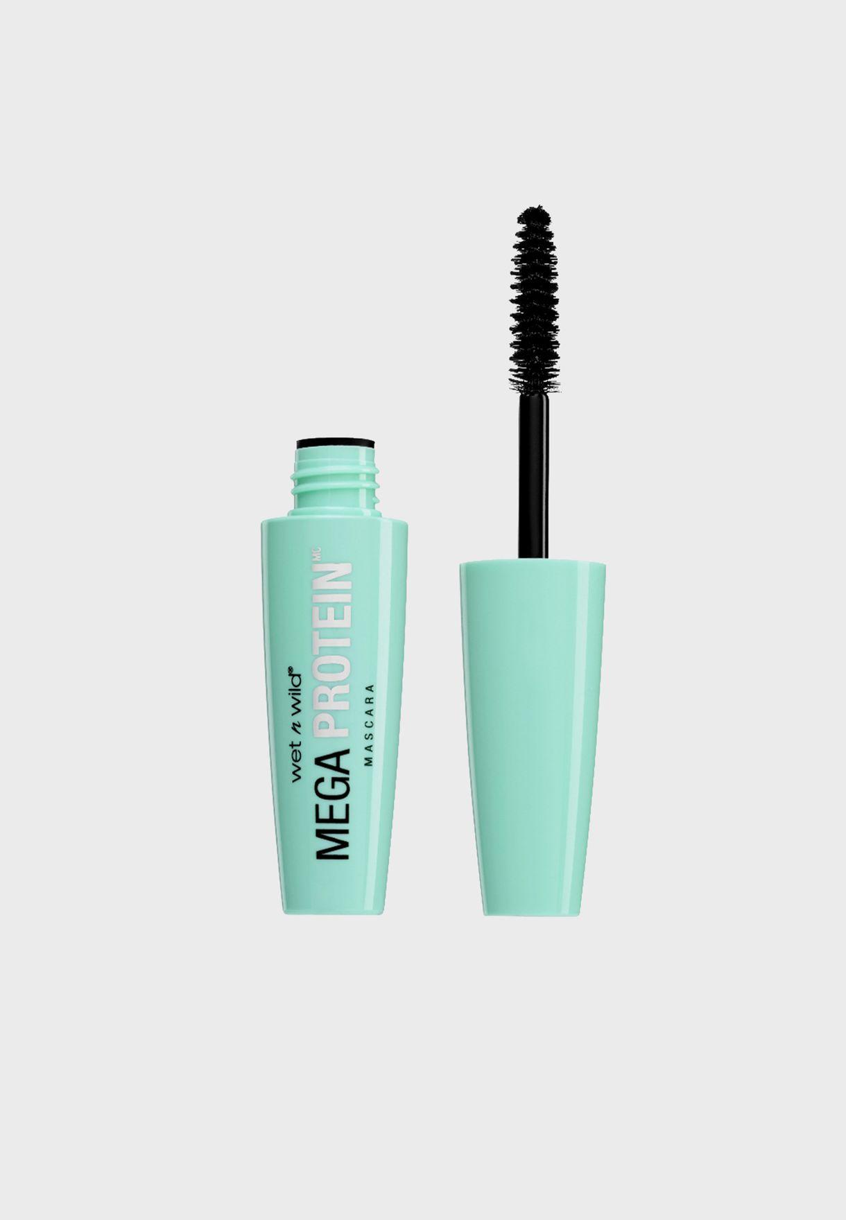 Mega Protein Mascara - Very Black