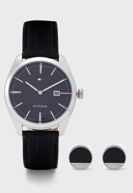 ساعة وسوار