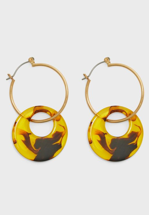 Maise Hoop Earrings