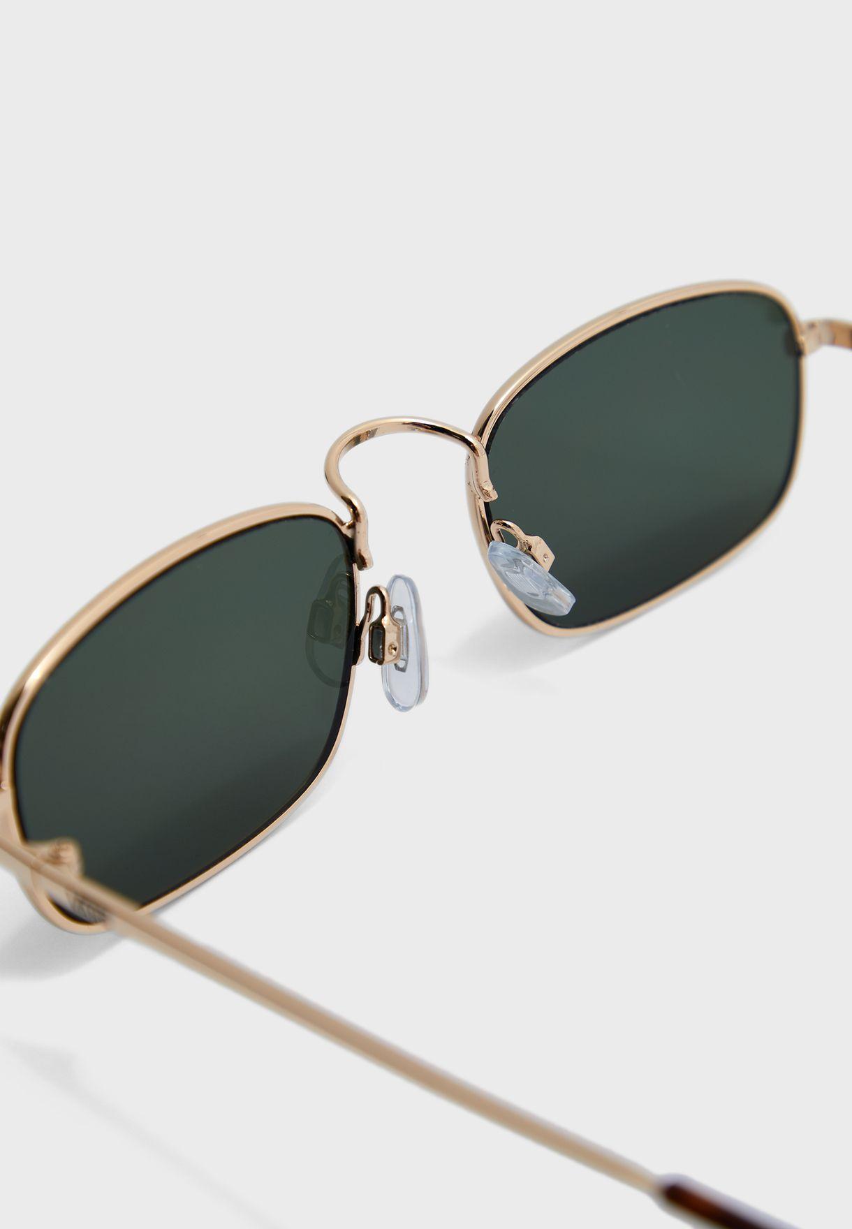 Four Square Sunglasses