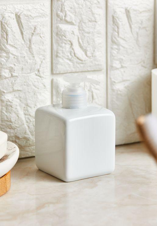Porcelain Square Dispenser