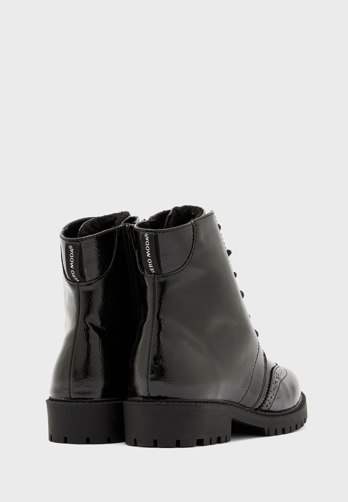 Wide Fit Vmglorianomi Boot