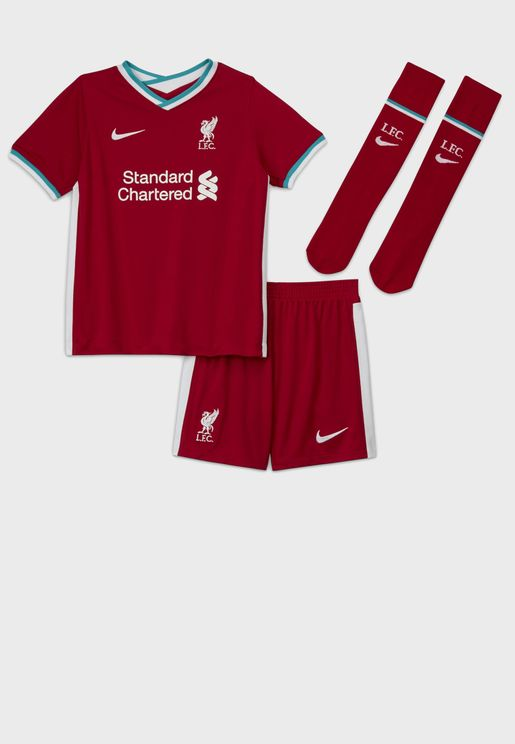 Youth Liverpool Home Set