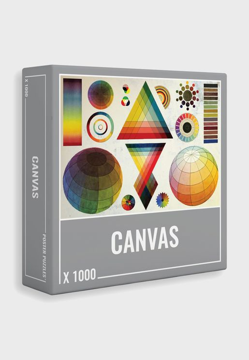 1000 Piece Of Canvas Jigsaw Puzzle