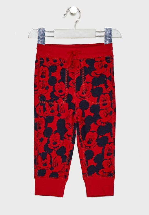 Kids Mickey Trousers