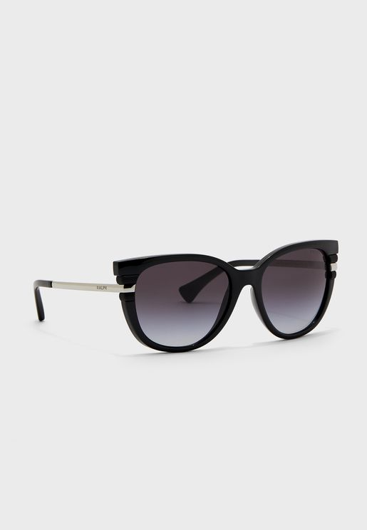 0Ra5276 Oversized Sunglasses