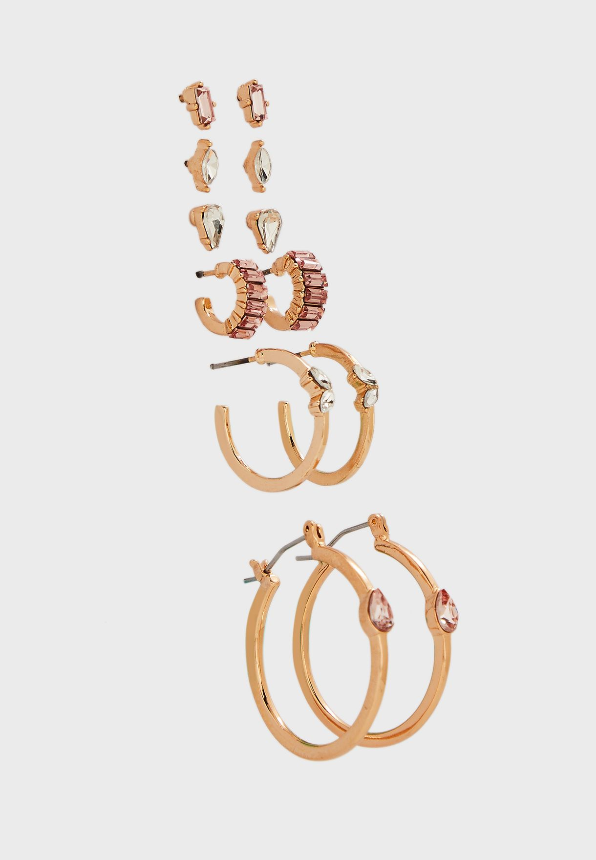 Multipack Laraliwiel Earrings