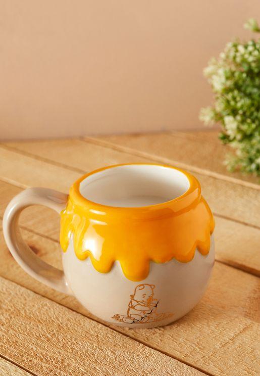 Winnie The Pooh Honey Pot Mug