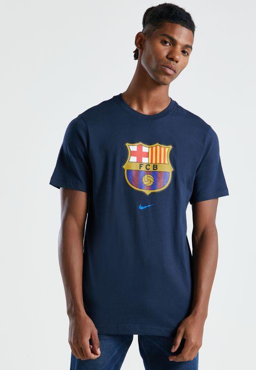 FC Barcelona Evergreen Crest T-Shirt