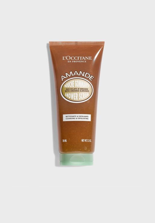 Almond Shower Scrub 200Ml