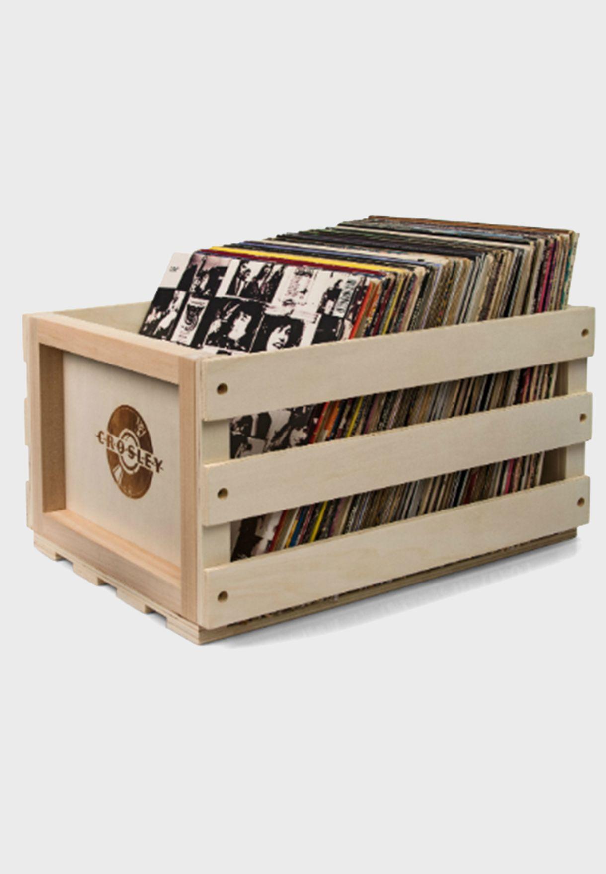 صندوق تخزين سجلات فينيل