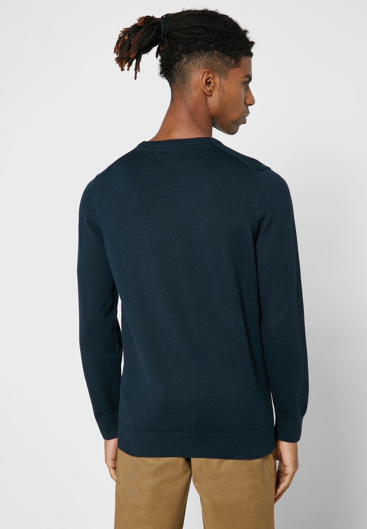 Pima Sweater